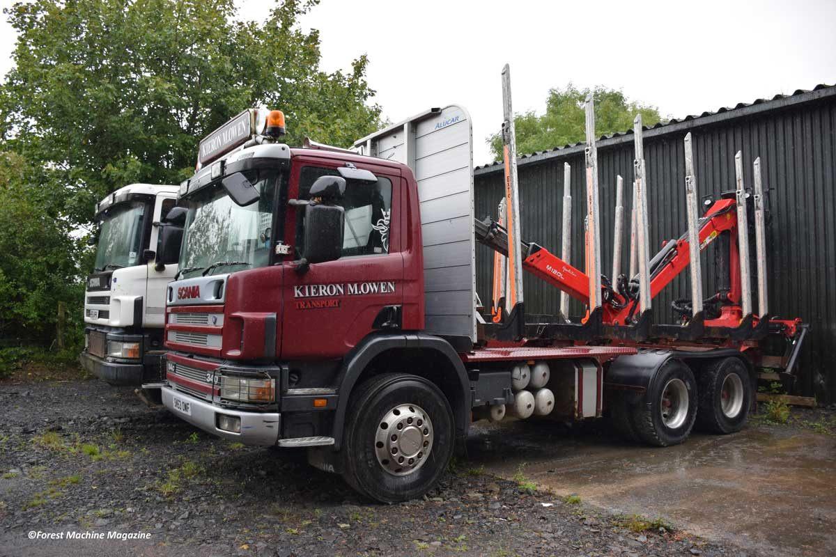 Kiero-Owen-Timber-lorries