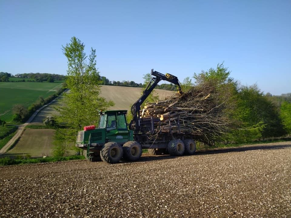 Kingwell Holdings - Forestry, Site Clearance & Biomass Specialists