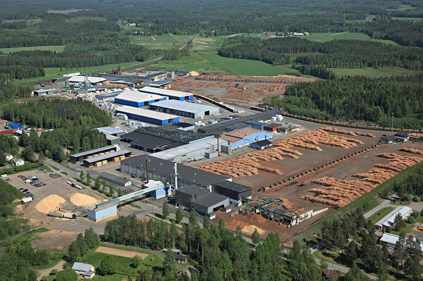 UPM Sawmill