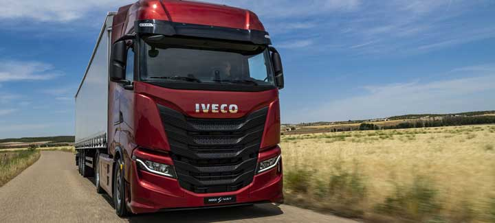 IVECO restart in Italy and Spain