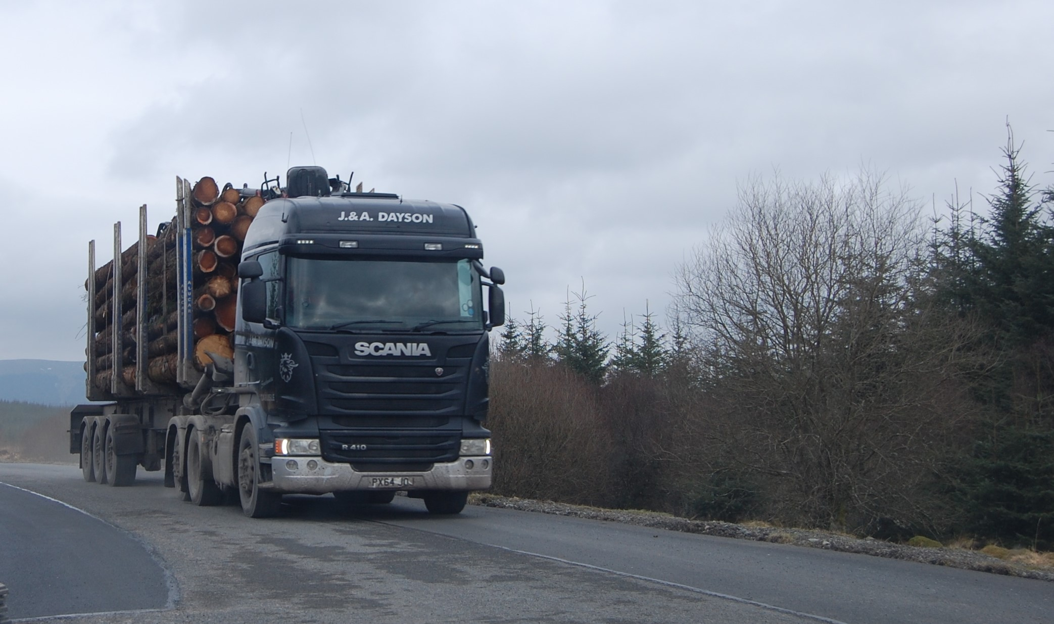 £7 million for timber transport projects