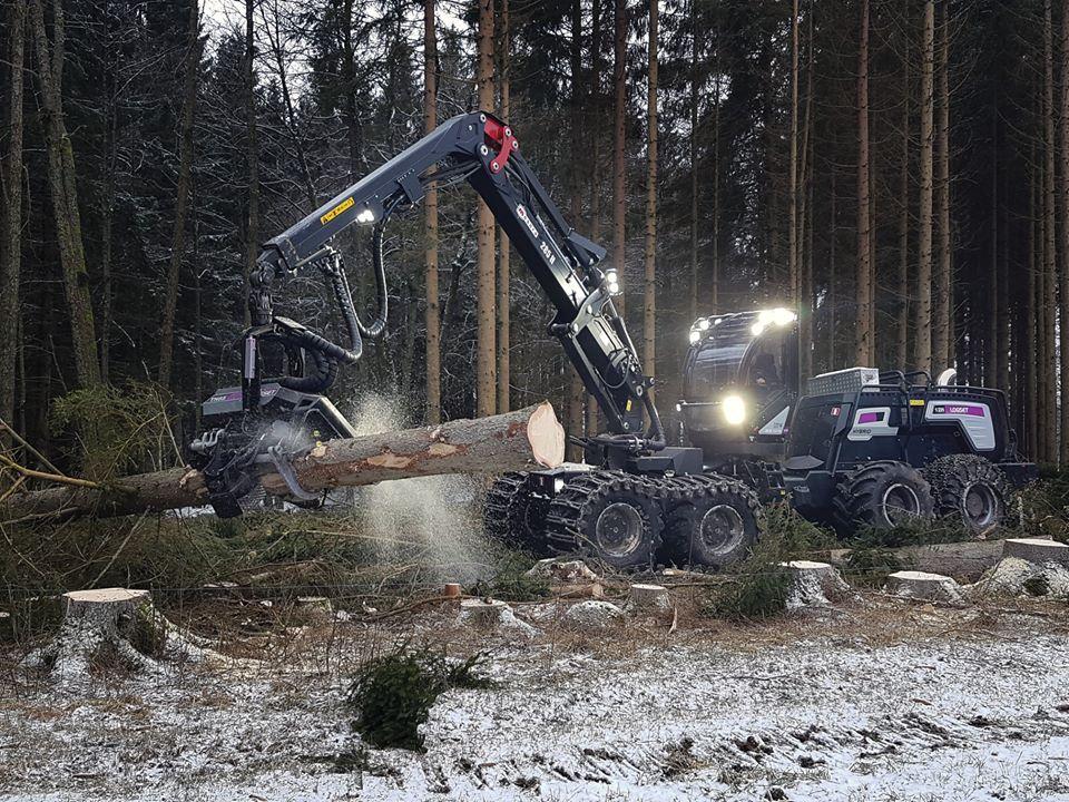 Logset Harvester