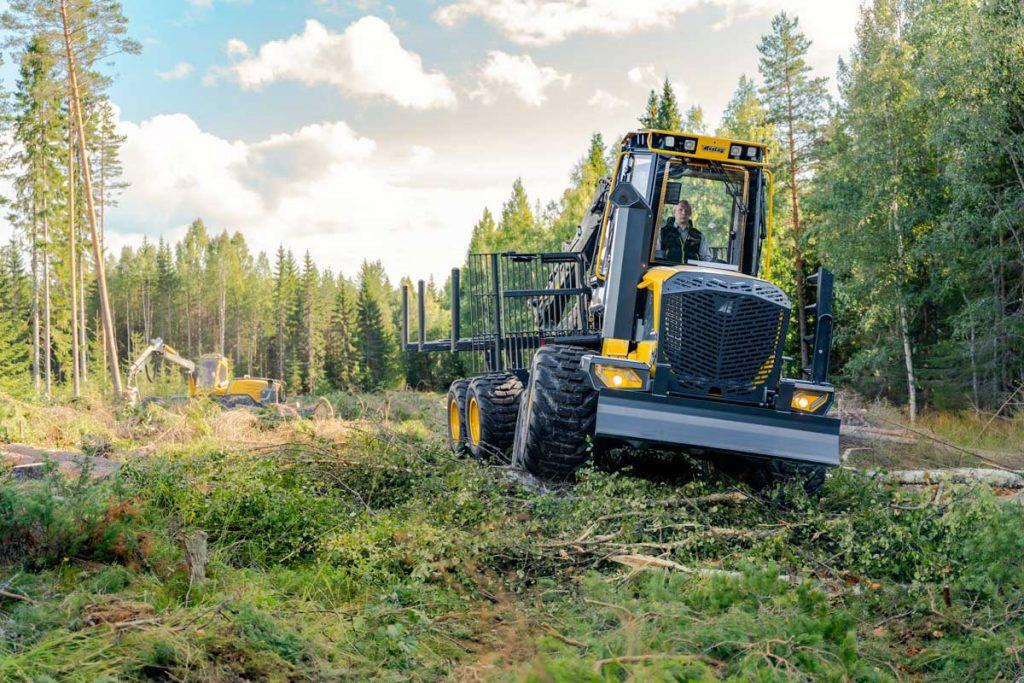 New Eco Log 584F