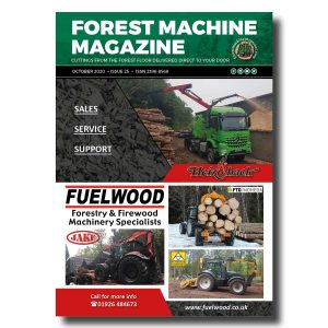 Issue 25 - Forest Machine Magazine
