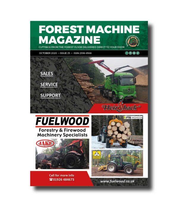 Issue 25 - Forest Machine Magazine