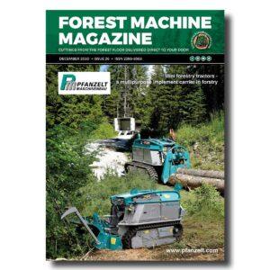 Issue 26 - Forest Machine Magazine
