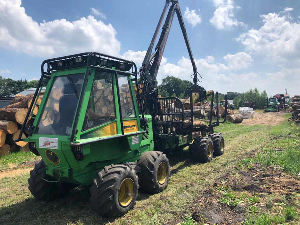 Buy Used Equipment - Entracon loglander