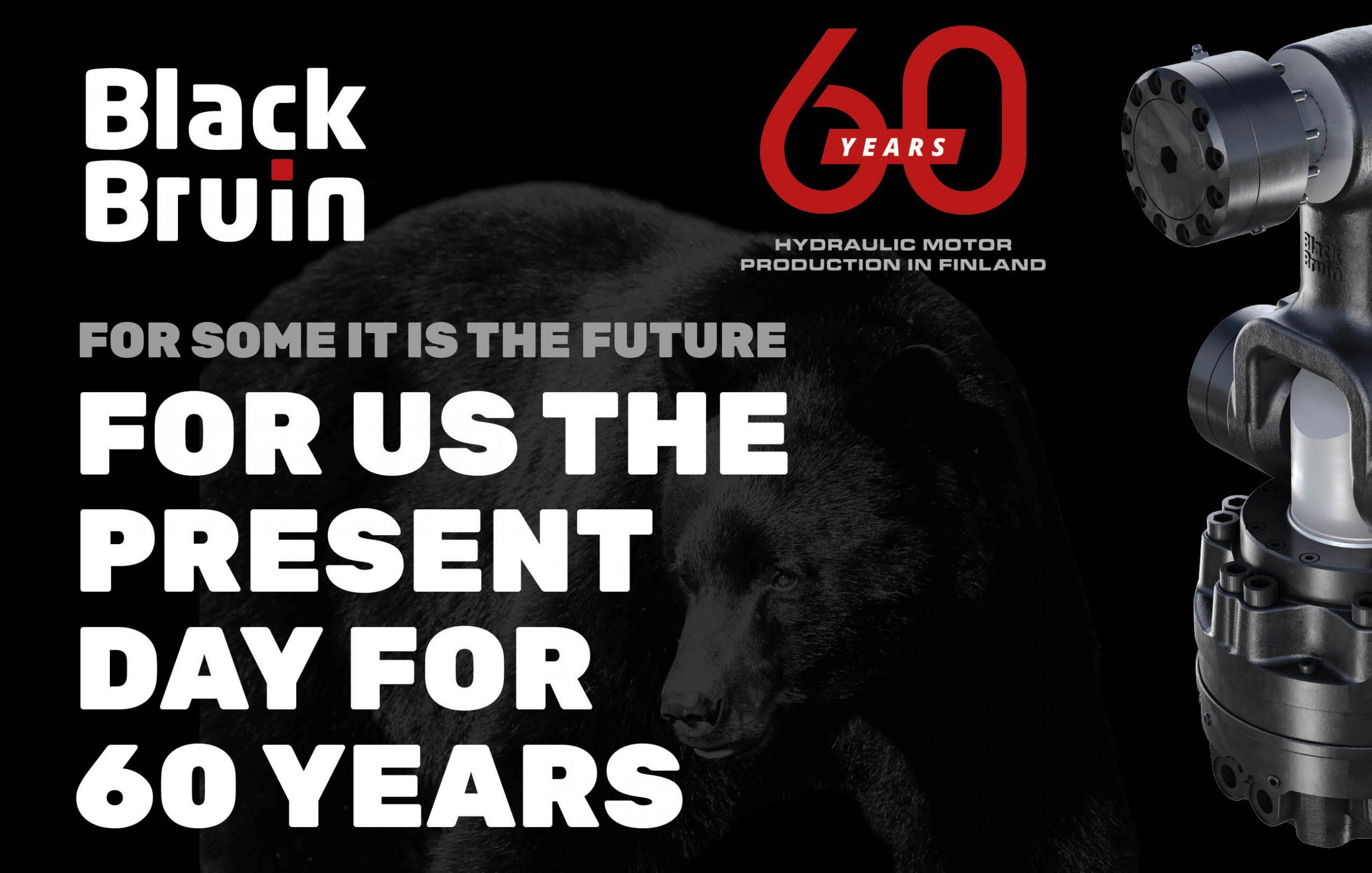 Black Bruin Advert