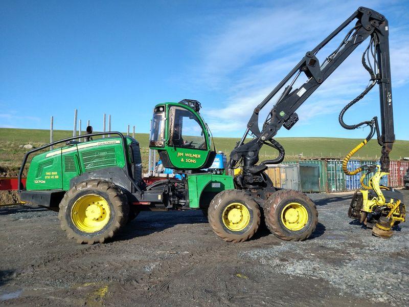 Buy Used Equipment - John Deere 1270E