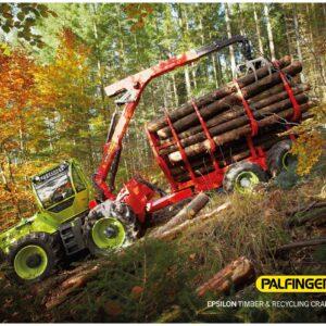 Palfinger A3 Poster