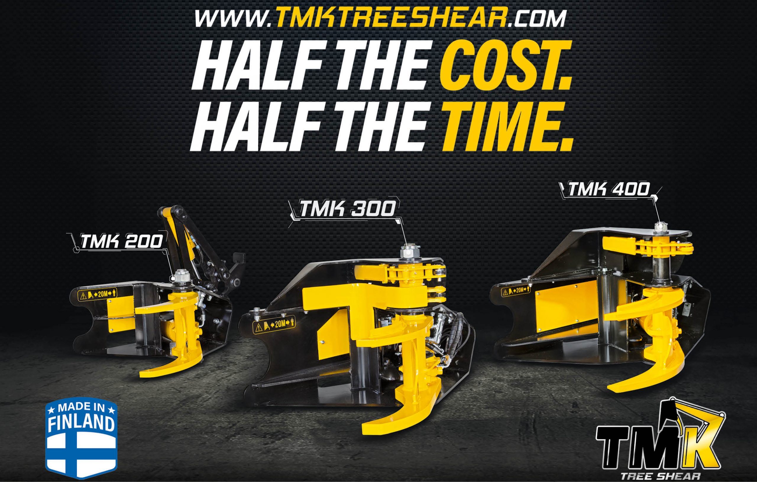 TMK Tree Shear
