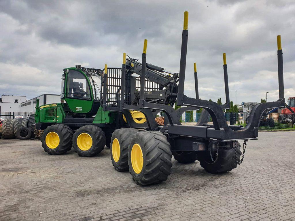 Buy Used Equipment - John Deere 1010E