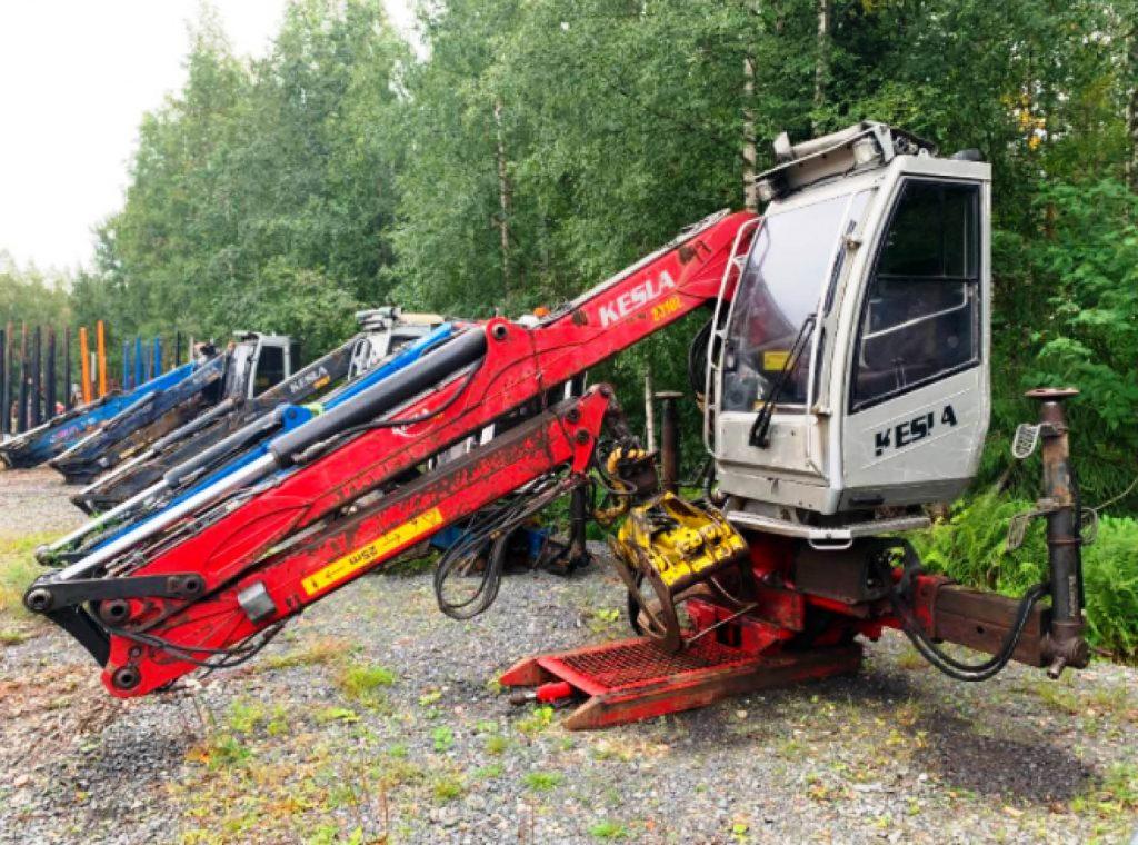 Kesla 2010LH timber crane for sale