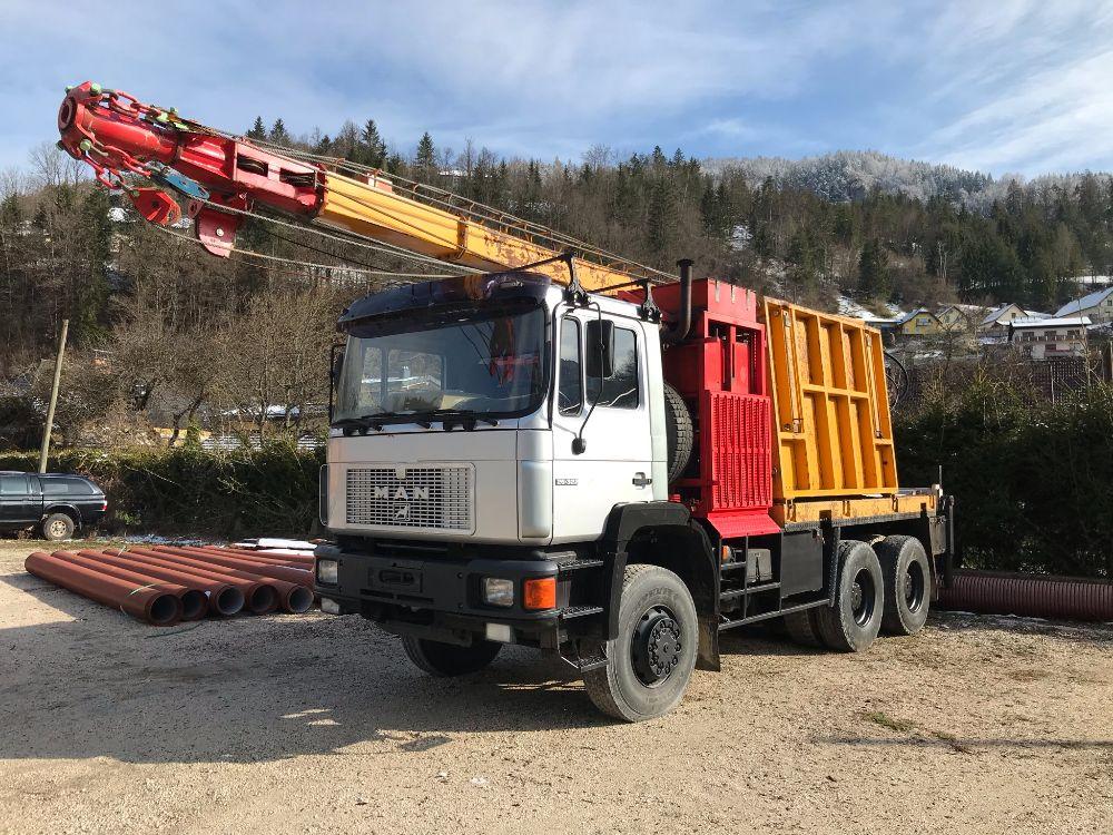 latest forestry equipment for sale - Mountain harvester Koller K301