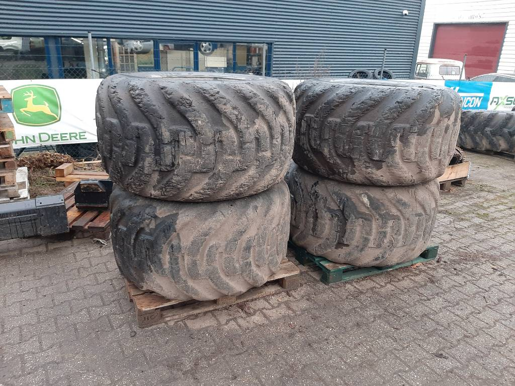 Nokian Forest King tyres