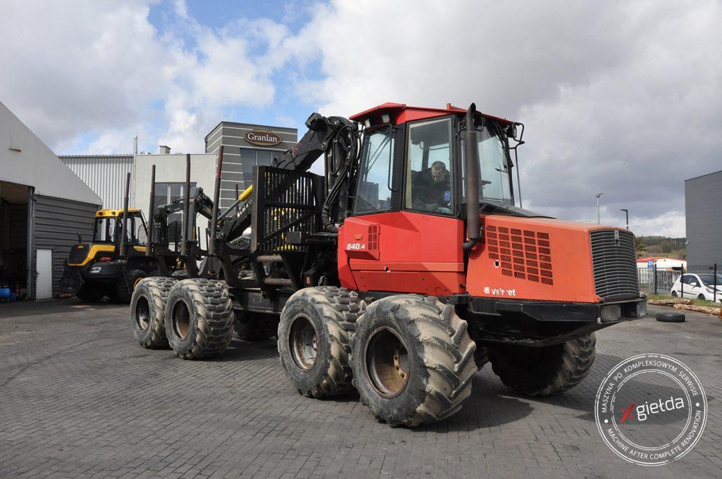 Forwarder Valmet 840.4 for sale