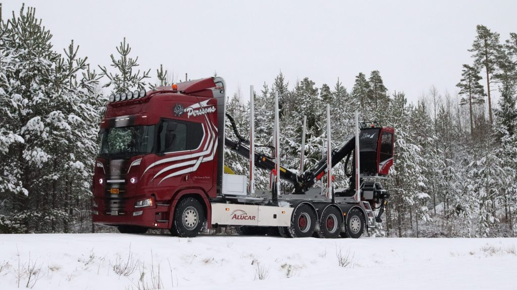 Alucar purpose-built trucks