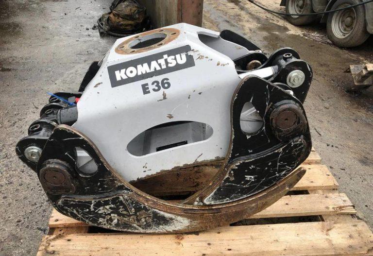 Komatsu E36 brash grab for sale