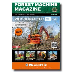 Issue 29 - Forest Machine Magazine