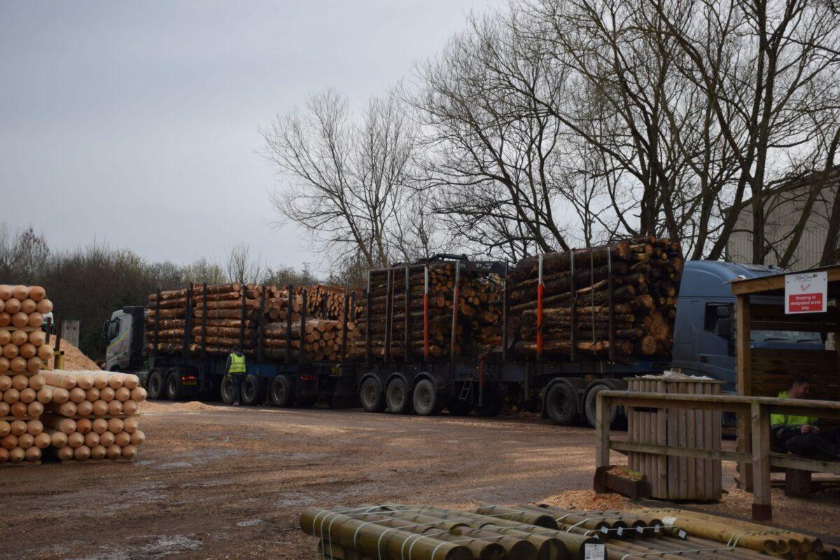 UK Timber Imports