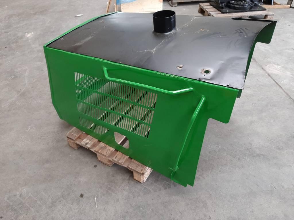 Forestry Machines For Sale - John Deere engine hood 1110D eco III / F633373