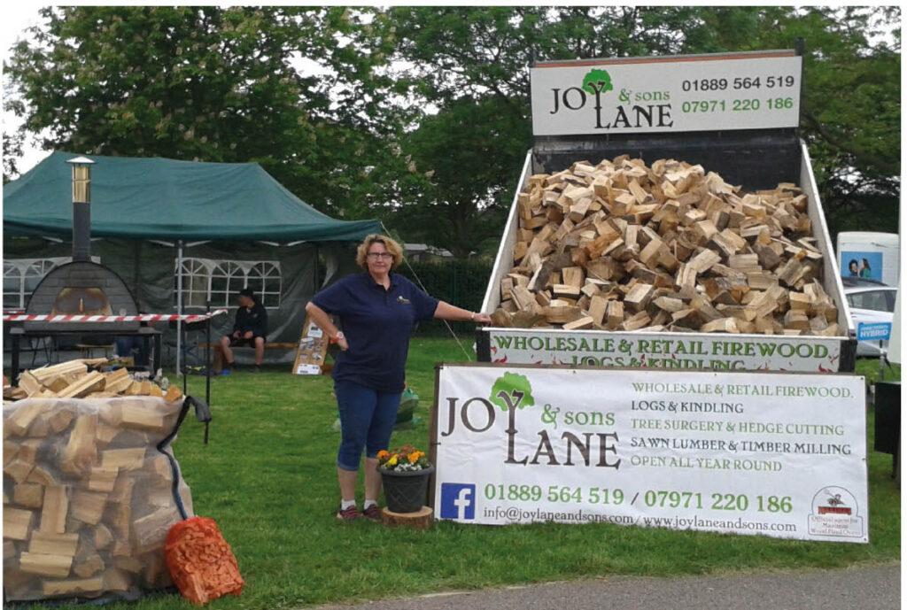 Fuelwood (Warwick) Ltd - Joy Lane & Sons of Uttoxeter