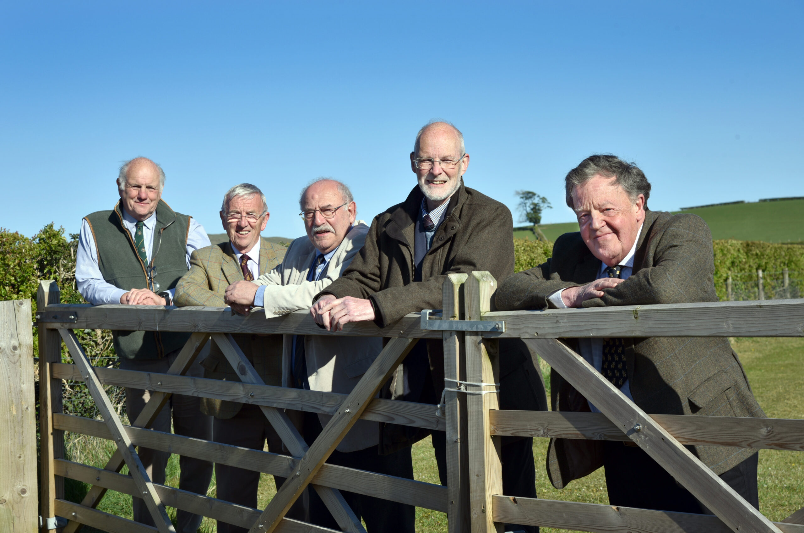 NR Training Directors Andrew Counsell, Alan Bowe, Professor Andrew Cobb, Andrew Bromley, Christopher Crewdson