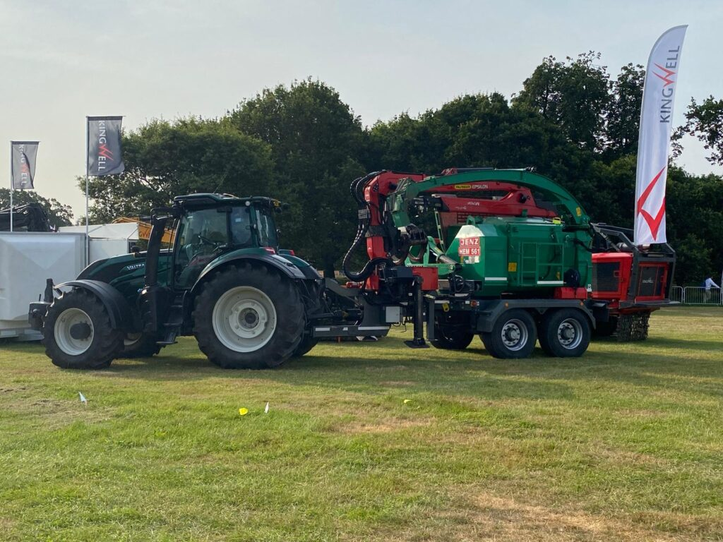 Kingwell Holdings at the Game Fair 2021
