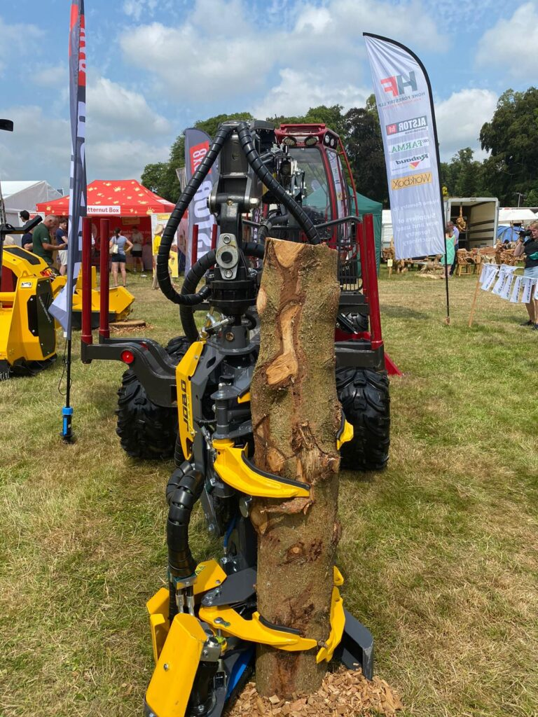 Home Forestry at the Game Fair 2021