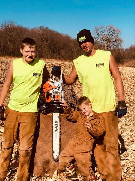 Cory Schlitter and sons - Schlitter Logging