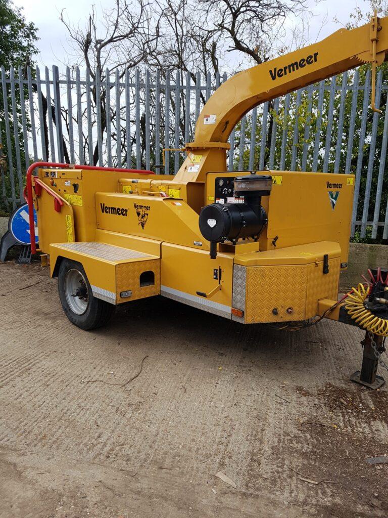 Used Forestry Machines - Vermeer BC1800XL
