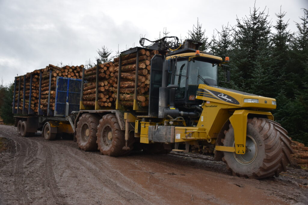 Howie Forestry Solutions - TerraGator.