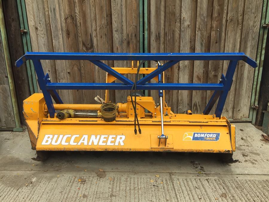 Machines For Sale - Turner Buccaneer Mulcher SDF225